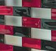 Vollglasziegel  Glass Bricks  Mattone  Brique de verre  Glastegels Glas Mursten