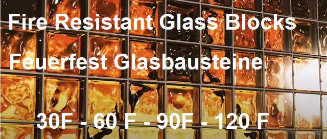 Seves GlassBlocks Vitrablok Solaris  Brandschutz Feuerschutz Fire resitant Glasbaustein Glasstein Feuerfest Glass Blocks Deutschland Österreich Schweiz Glassteine Glasbaustein Glasstein Bauglas Prismenglas Luxfer Briques de verre Résistants au feu