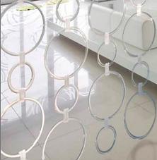 Poesia Andromeda Crystal Rideaux de verre - Glasbausteine -Center