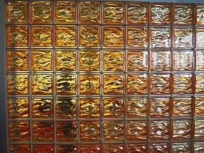 Bormioli Rocco Prestige Agua B-Q 19 Perla oro gold Glasbausteine-center.de  Glasbausteine-center Glasstein Glasbaustein Glass Blocks Briques de verre  Злато Стеклоблоки стъклени блокове склоблоки шклаблокі Blocos de vidro Glasblokke glass blokker Lasitiil
