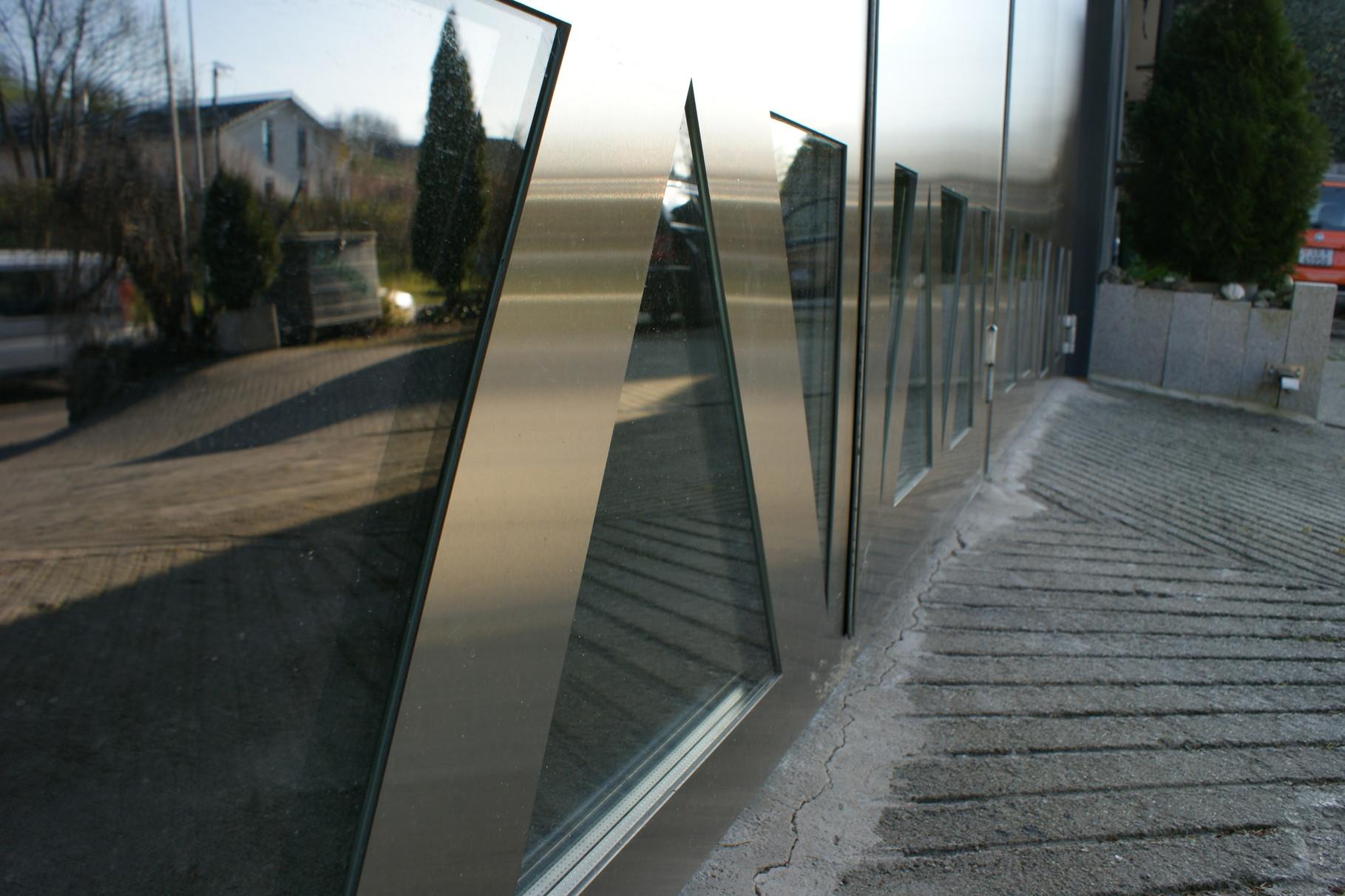 Detail Glasauschnitte
