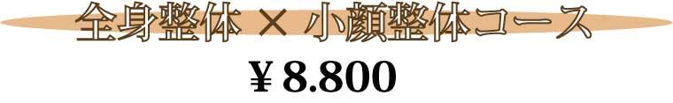 横浜線の古淵駅からすぐ塚原バランス整体院の一番人気のコース