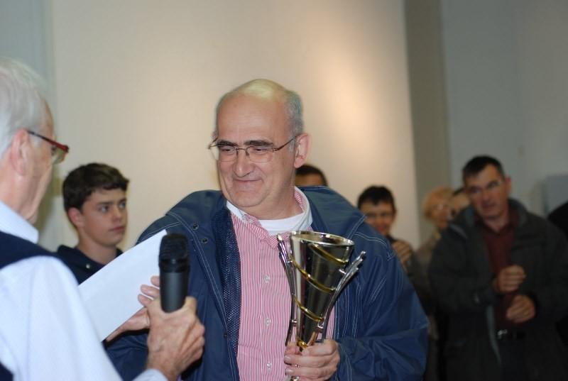 Gérard Huss remporte le tournoi.