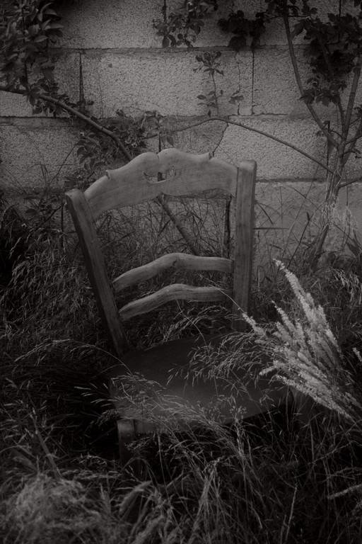 Vielle chaise