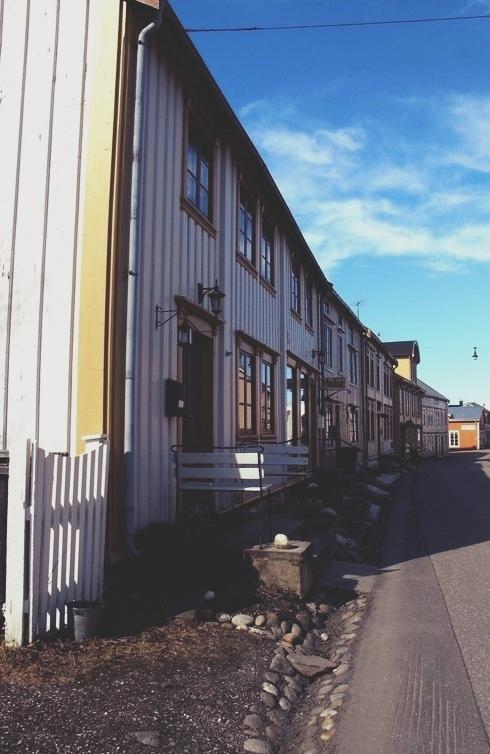 bigousteppes norvège mosjoen quartier maisons