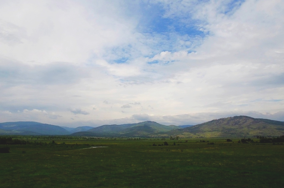 bigousteppes route sibérie bouriatie russie