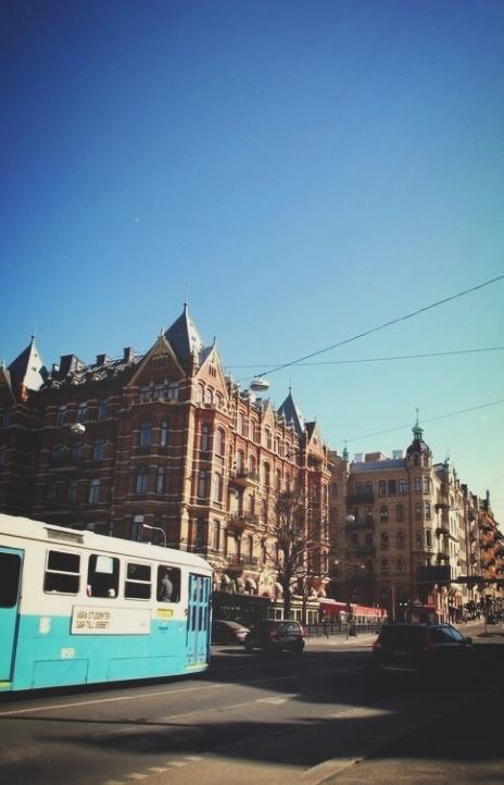 bigousteppes suède goteborg bus ville