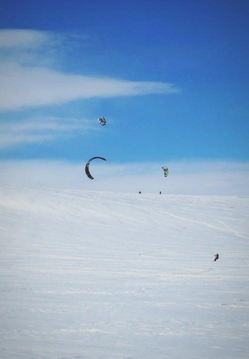 bigousteppes norvège neige