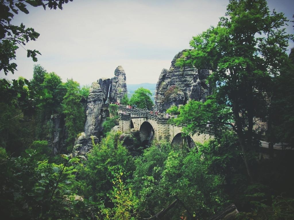 bigousteppes allemagne elbsandsteingebirge rando bastei elbe