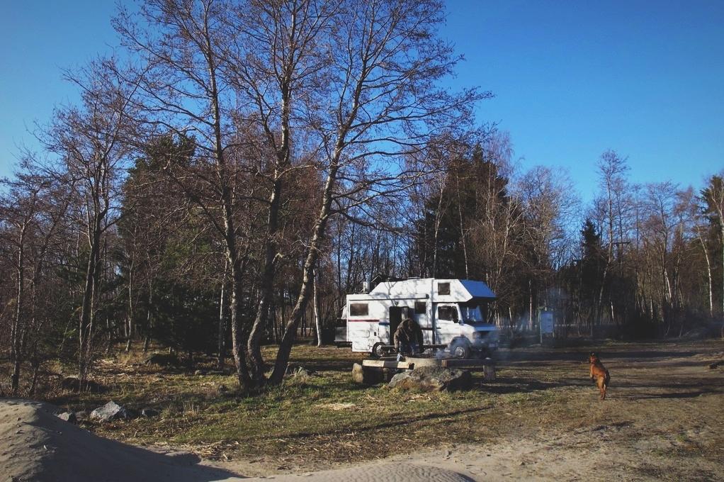 bigousteppes finlande camion