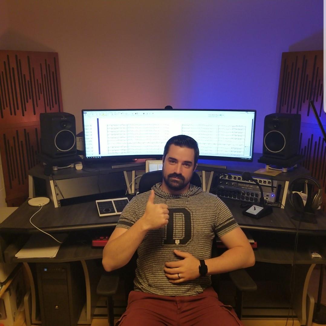 Interview mit Päddy Blätsch: Multi-Instrumentalist, Film Musik Komponist & Recording Studio