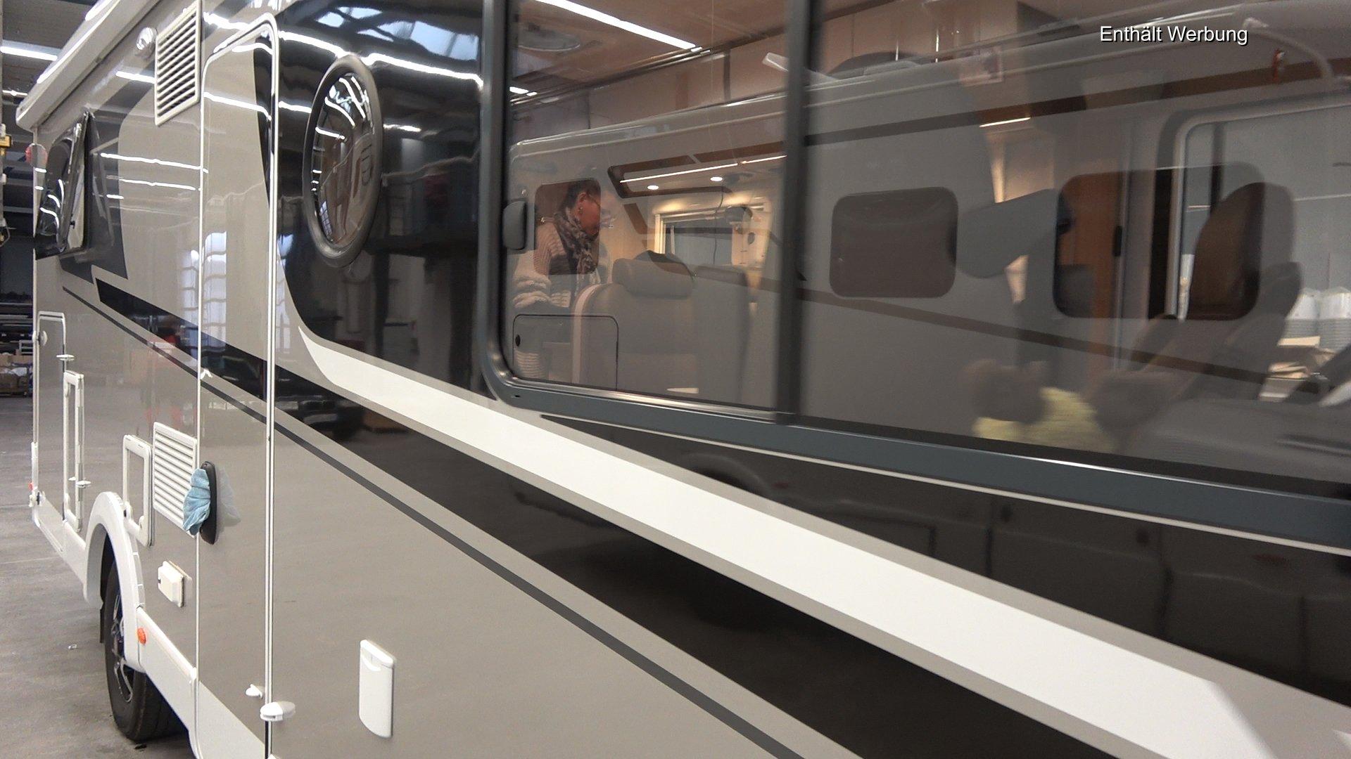 Fahrzeug- und Umweltschutz in einem Aufwasch | Warum eine Glaskeramikversiegelung am Wohnmobil so sinnvoll ist
