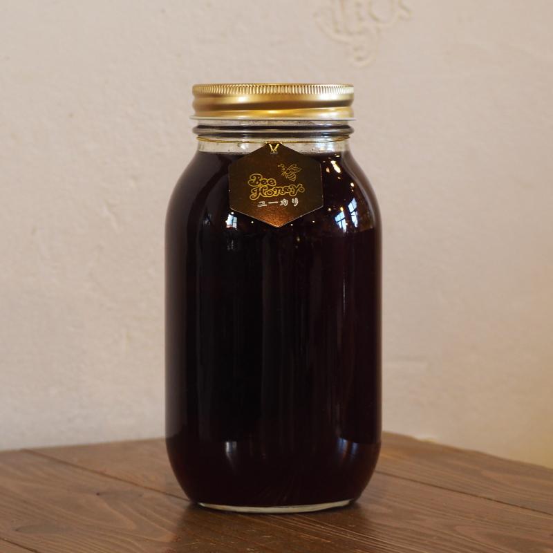 フルーティーでほど良い酸味の健康志向の方に人気の蜂蜜,ブラジル産純粋蜂蜜,ユーカリはちみつ1.2kg,Bee Honey,はちみつオンライン通販ビーハニー
