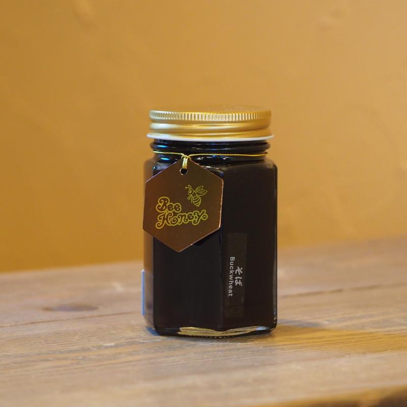 特有の風味と薫りにコクのある甘さが個性的な蜂蜜,国産純粋蜂蜜,そばはちみつ200g,Bee Honey,はちみつオンライン通販ビーハニー