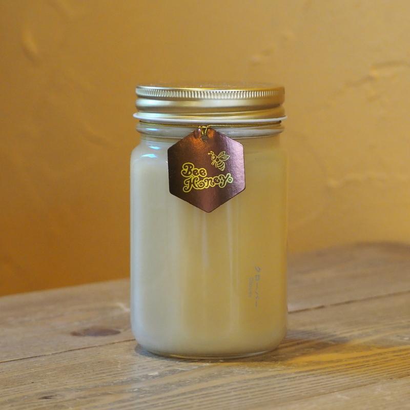 高い薫りとしっかりとした甘さが人気の蜂蜜,カナダ産純粋蜂蜜,クローバーはちみつ500g,Bee Honey,はちみつオンライン通販ビーハニー