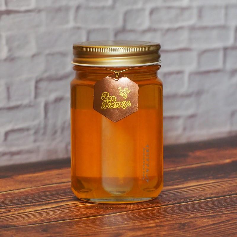 やさしく上品な薫りと繊細な味わいの蜂蜜,イタリア産純粋蜂蜜,アカシアはちみつ500g,Bee Honey,はちみつオンライン通販ビーハニー