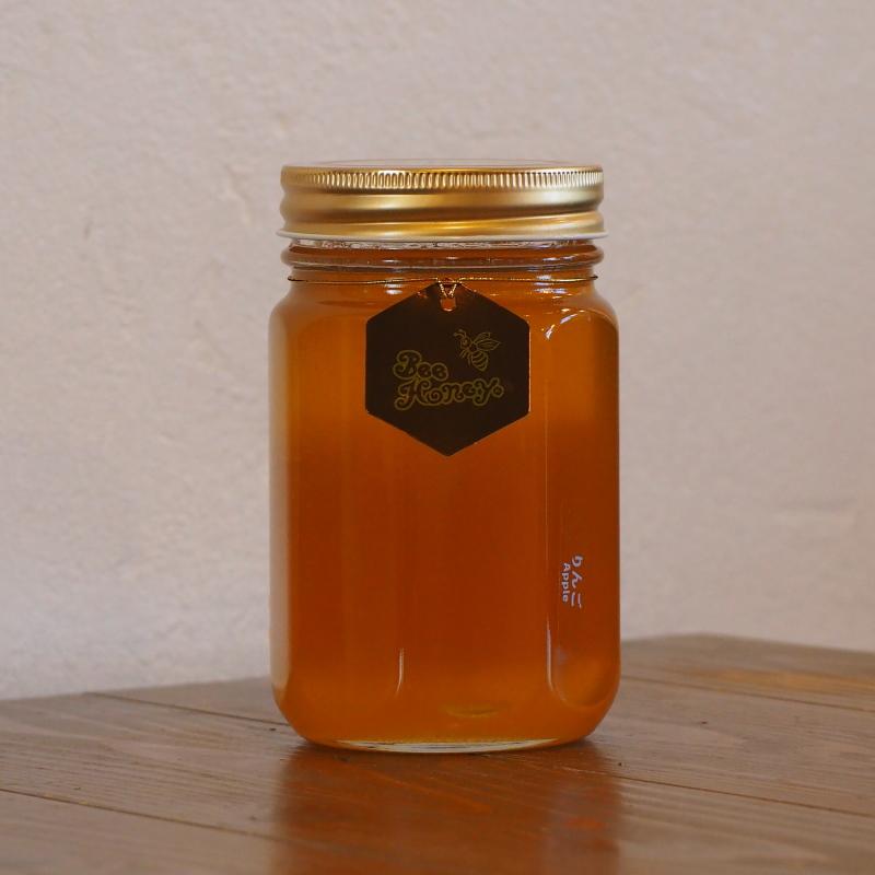 爽やかな薫りとほんのり甘酸っぱいフルーティーな蜂蜜,国産純粋蜂蜜,りんごはちみつ500g,Bee Honey,はちみつオンライン通販ビーハニー