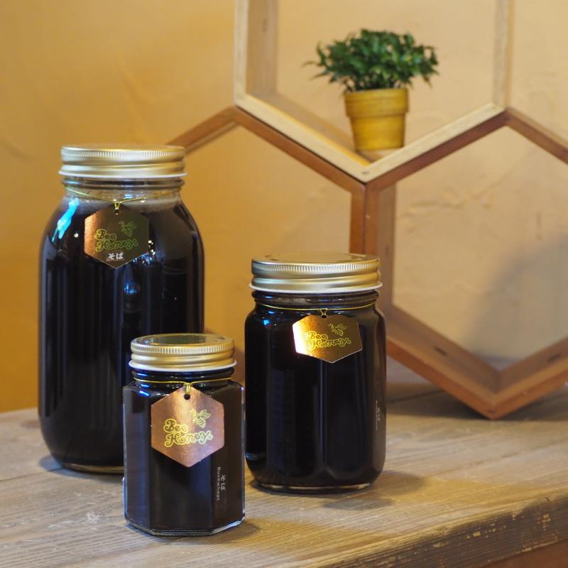 【国産純粋蜂蜜】そばはちみつ,Bee Honey,はちみつオンライン通販ビーハニー