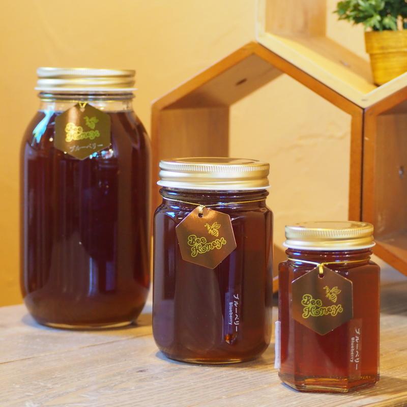 【カナダ産純粋蜂蜜】ブルーベリーはちみつ,Bee Honey,はちみつオンライン通販ビーハニー