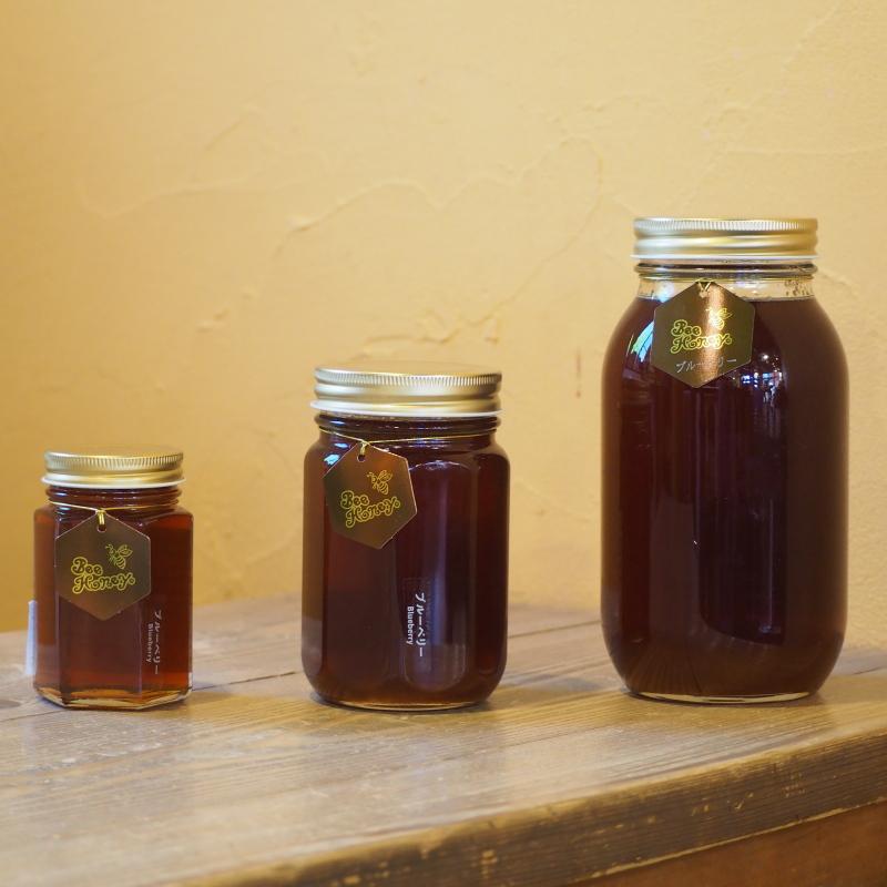 フルーティーな薫りと甘酸っぱい風味が爽やかな蜂蜜,カナダ産純粋蜂蜜,ブルーベリーはちみつ,Bee Honey,はちみつオンライン通販ビーハニー