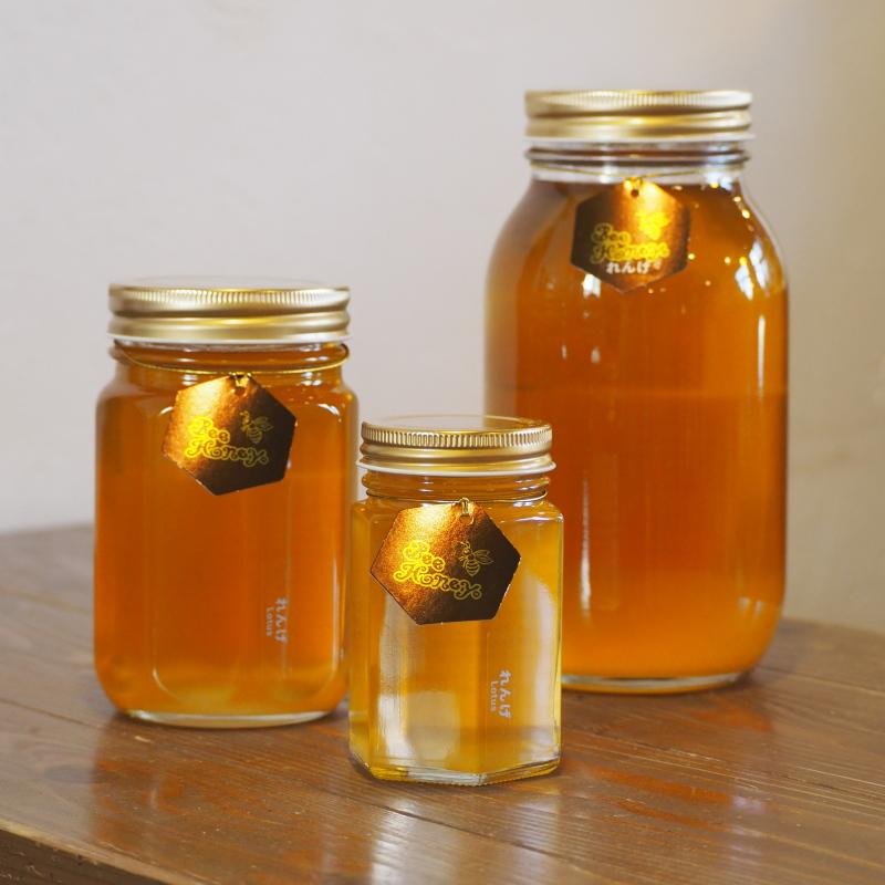 王道の味わいを楽しめる蜂蜜,国産純粋はちみつ,れんげはちみつ1.2kg,Bee Honey,はちみつオンライン通販ビーハニー