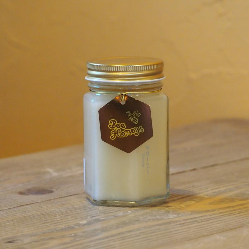 高い薫りとしっかりとした甘さが人気の蜂蜜,カナダ産純粋蜂蜜,クローバーはちみつ200g,Bee Honey,はちみつオンライン通販ビーハニー