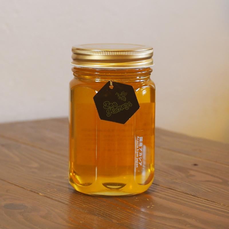 """""""食べやすい蜂蜜""""として、たくさんの人気を集める味わい,国産純粋蜂蜜,アカシアはちみつ500g,Bee Honey,はちみつオンライン通販ビーハニー"""