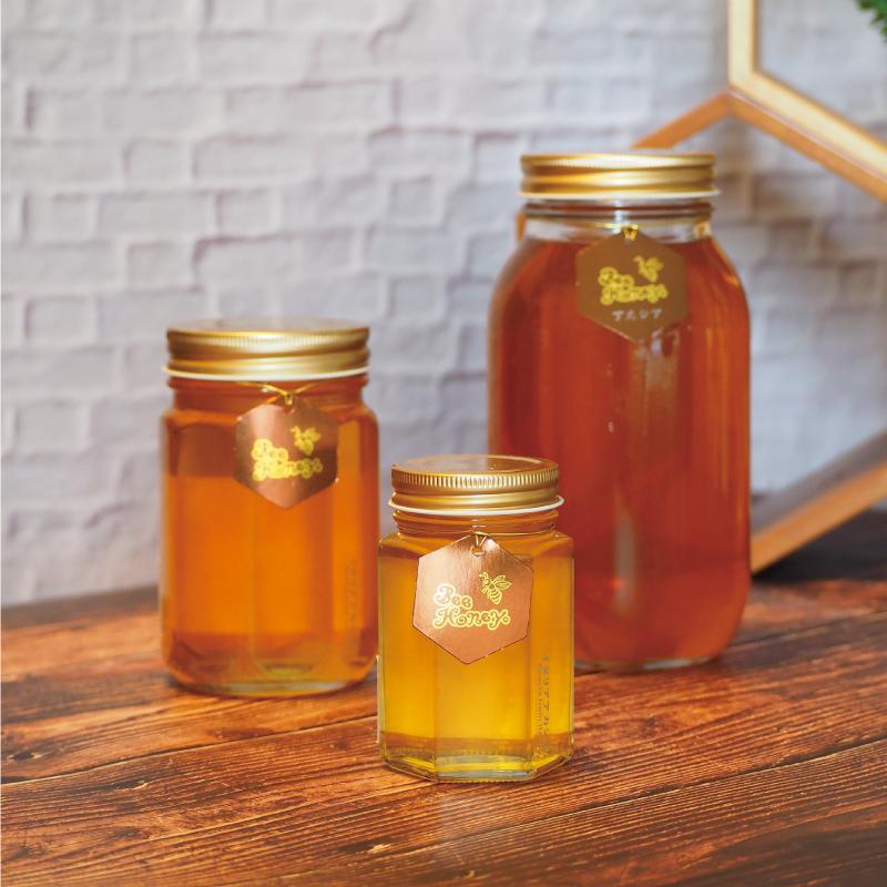 【イタリア産純粋蜂蜜】アカシアはちみつ,Bee Honey ビーハニー