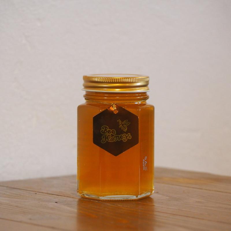 爽やかな薫りとほんのり甘酸っぱいフルーティーな蜂蜜,国産純粋蜂蜜,りんごはちみつ200g,Bee Honey,はちみつオンライン通販ビーハニー