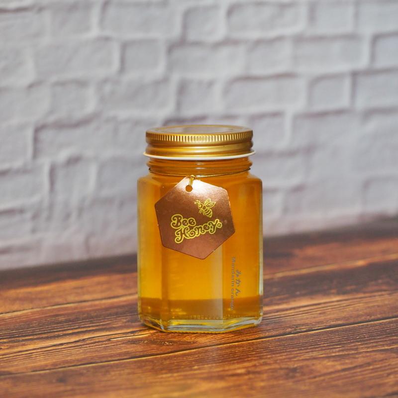 フルーティな甘酸っぱさが爽やかな蜂蜜,国産純粋蜂蜜,みかんはちみつ200g,Bee Honey,はちみつオンライン通販ビーハニー