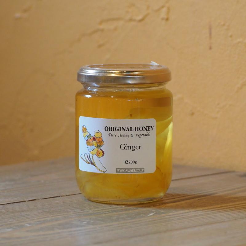 精製蜂蜜,生姜はちみつ漬け,はちみつオンライン通販Bee Honeyビーハニー
