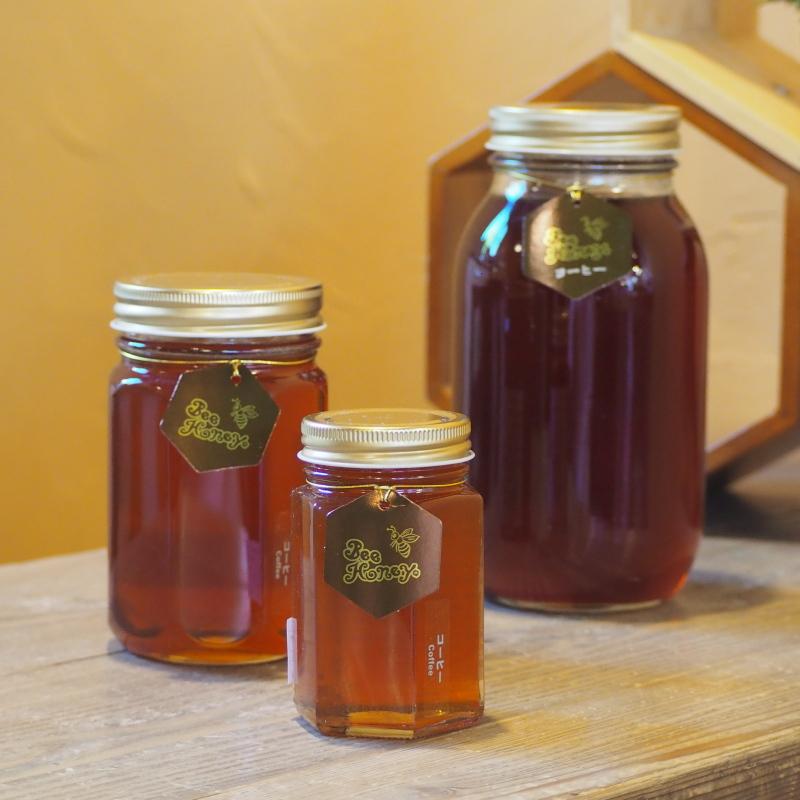 【ブラジル産純粋蜂蜜】コーヒーはちみつ,Bee Honey,はちみつオンライン通販ビーハニー