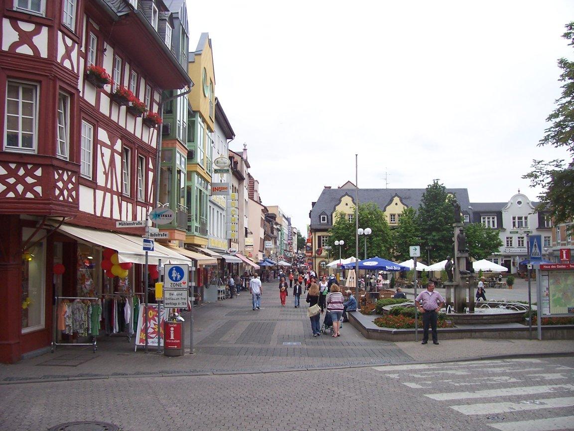 Dr. Helmut Martin: Auch Bad Kreuznach hat eine lebendige Innenstadt! Landesregierung ignoriert Corona-bedingte Notlage des Kreuznacher Einzelhandels