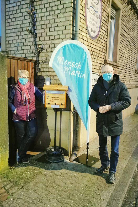 Martins Mailbox in Guldental