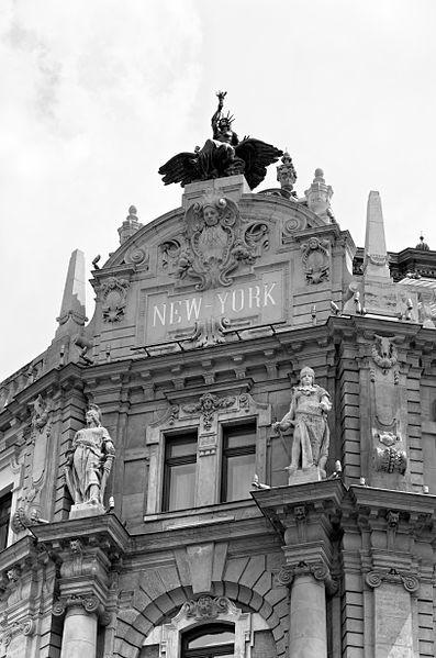 Palais de New York