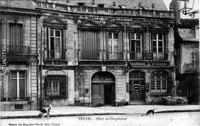 Hôtel Chapelaine