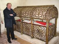 Sarcophage de sainte Maure