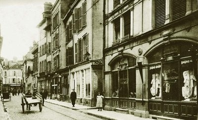 Rue Gal Saussier