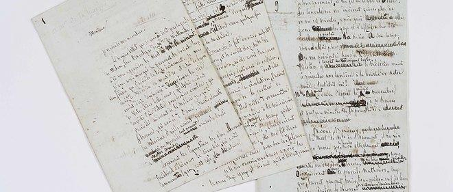 lettre de Chateaubriand sur la mort de Pauline