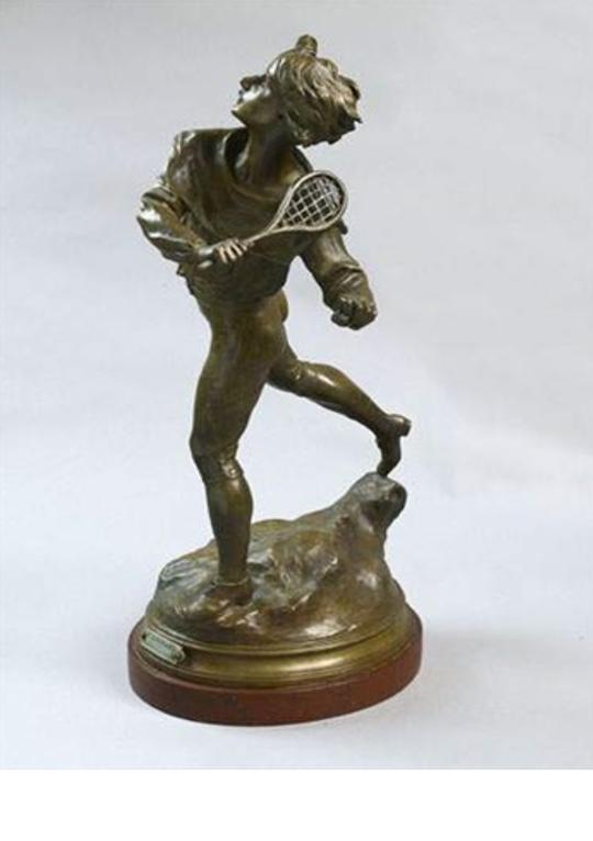 Joueur de paume (1906)