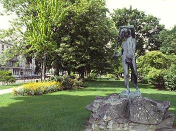 Jardin du Beffroi
