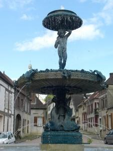 Fontaine St Bouin à Saint Mards en Othe
