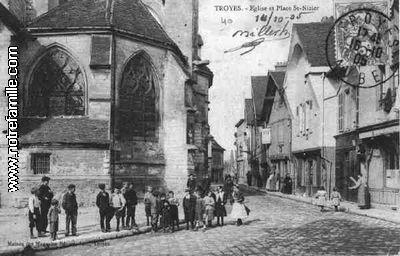 Eglise St Nizier