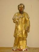 St Fiacre en l'église de bar sur Aube
