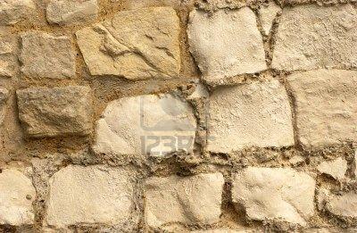 mur de craie