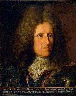 Duc de Chevreuse