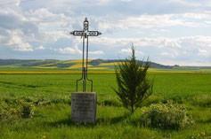 Croix St Hippolyte (la Rivière de Corps)