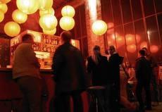 Nightlife at Weststadtcafe