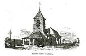 Eglise d'Auzon