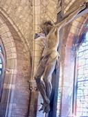 Christ en bois (Eglise de Langres)